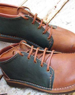 Scarpe artigianali invernali Nico
